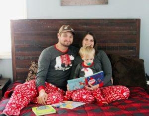 family pajamas all 3 1
