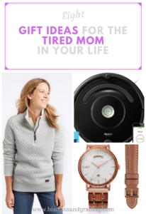 gift ideas for tired moms