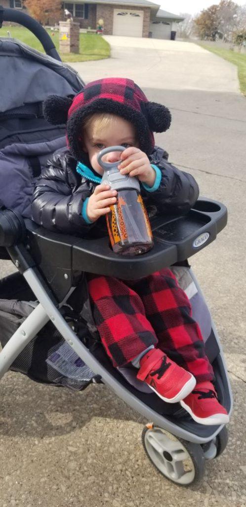 nuby water bottle stocking stuffer idea toddler