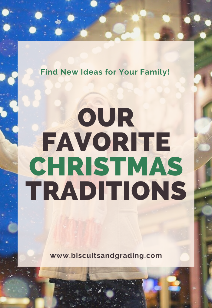 Pinterest Favorite Christmas Traditions