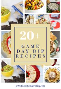 pinterest image 20 super bowl dip recipes