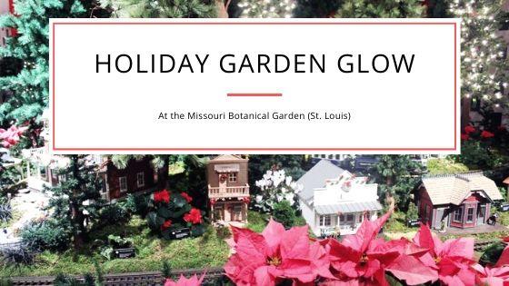 Missouri Botanical Garden: Garden Glow (St. Louis)