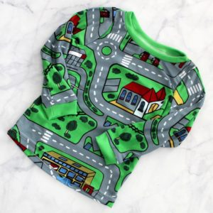 car rug shirt positive kids clothing 1