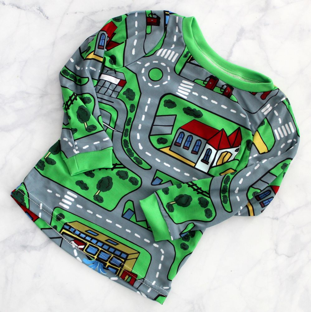 car rug shirt positive kids clothing 1
