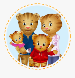 danie tiger family