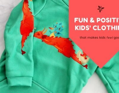 Have Fun, Be Positive: Tiny Humans Clothing Makes Kids Feel Good