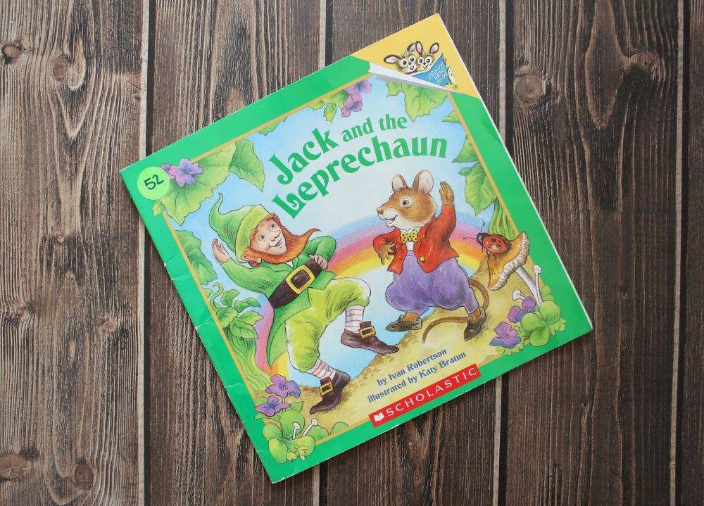 jack and the leprechaun book 1