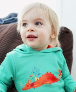 toddler staring off in dragon tiny human clothing positive kids 1