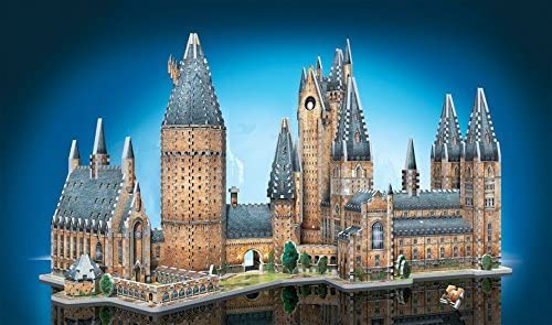 3d harry potter puzzle