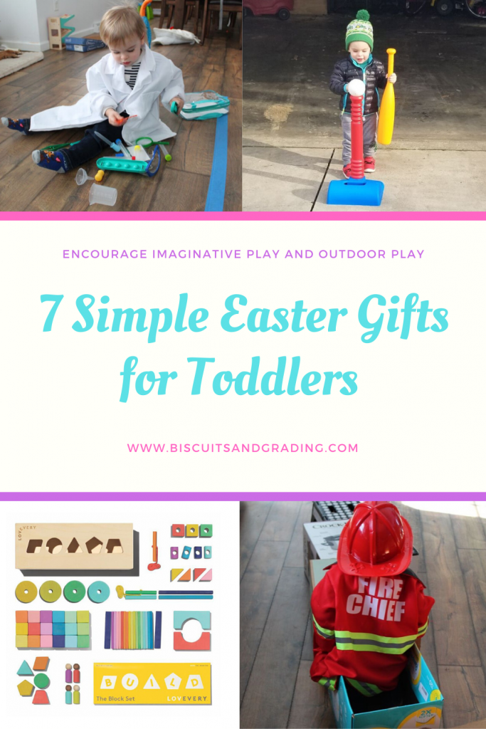 7 Simple Easter Gifts for Toddlers