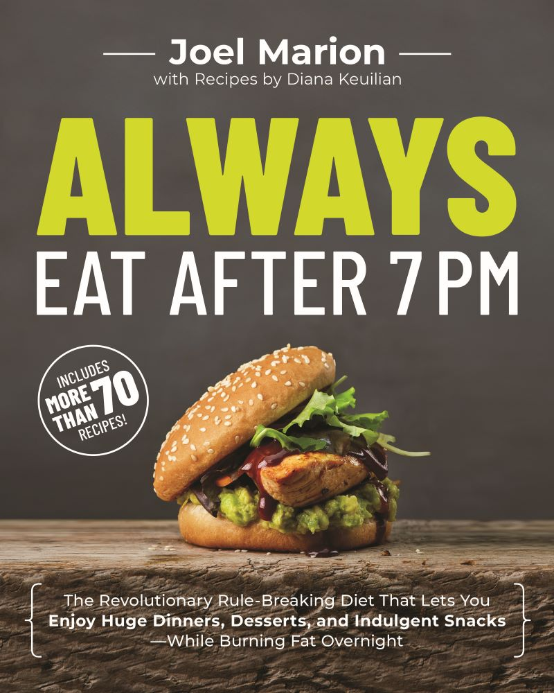 Always eat after 7 pm front cover