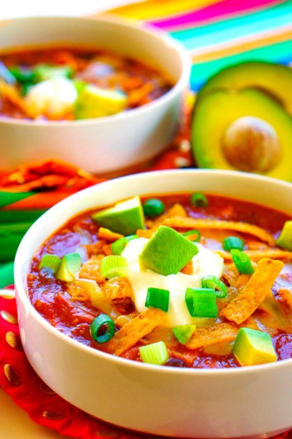Easy-Chicken-Taco-Soup