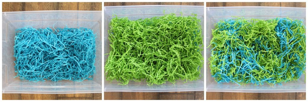 colored grass for easter sensory bin-min