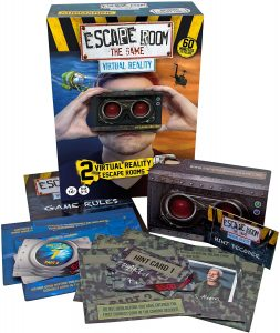 escape room games to play at home
