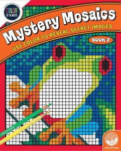 mystery mosaics to entertain yourself at home