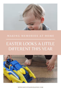 pinterest image for Easter is different wih paw patrol