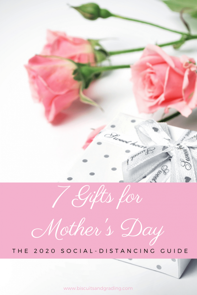 7 Gifts for Mother's Day 2020