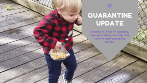 Quarantine update