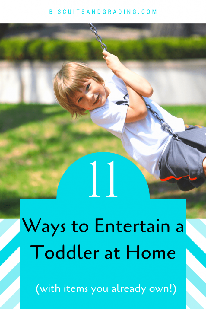 Ways to Entertain Toddlers at Home