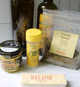 lemon garlic sauce ingredients 1