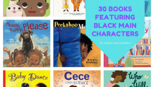 30 Books featuring black main characters