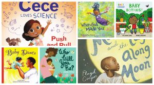 collage of books for babies and toddlers