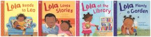 lola series books for babies and toddlers
