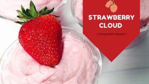 strawberry cloud