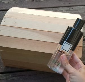 wooden treasure chest and simplecoat 11