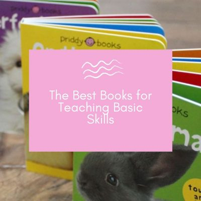 Best Books for Teaching Colors and Numbers
