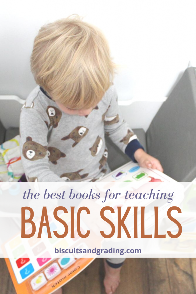 best books for teaching basic skills