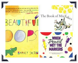 picture books about making mistakes collage 1