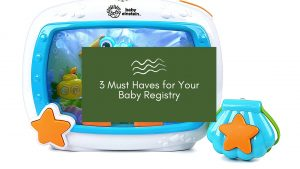 blog banner 3 must haves baby registry