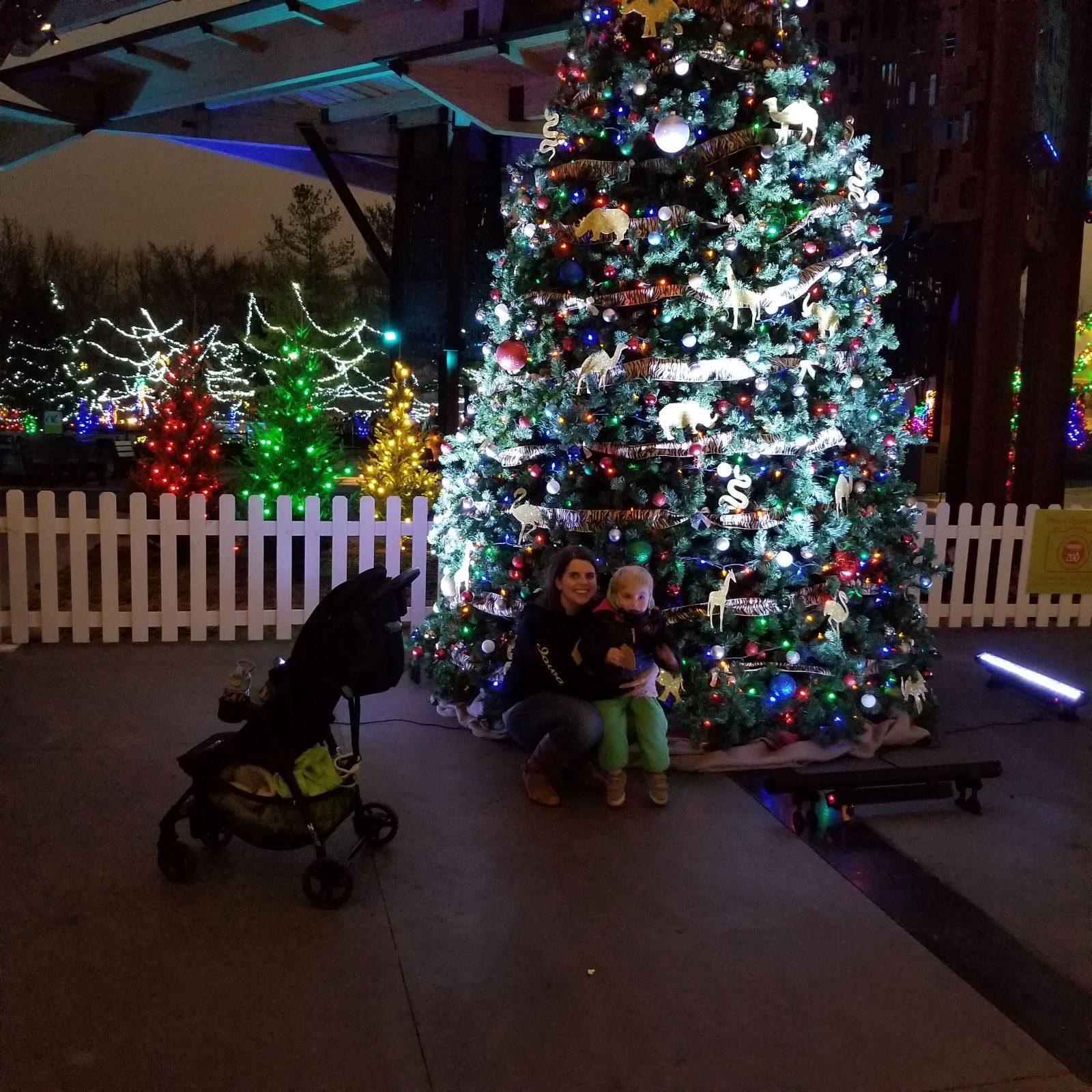 holiday lights walkthrough christmas traditions during pandemic