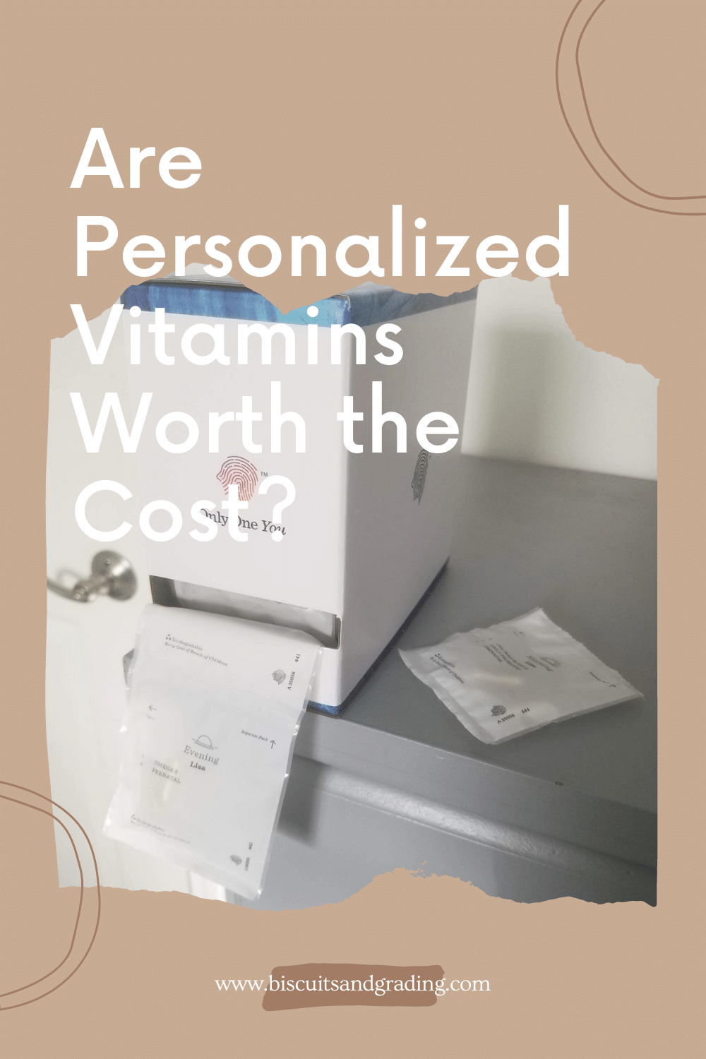 persona personalized vitamins worth the cost
