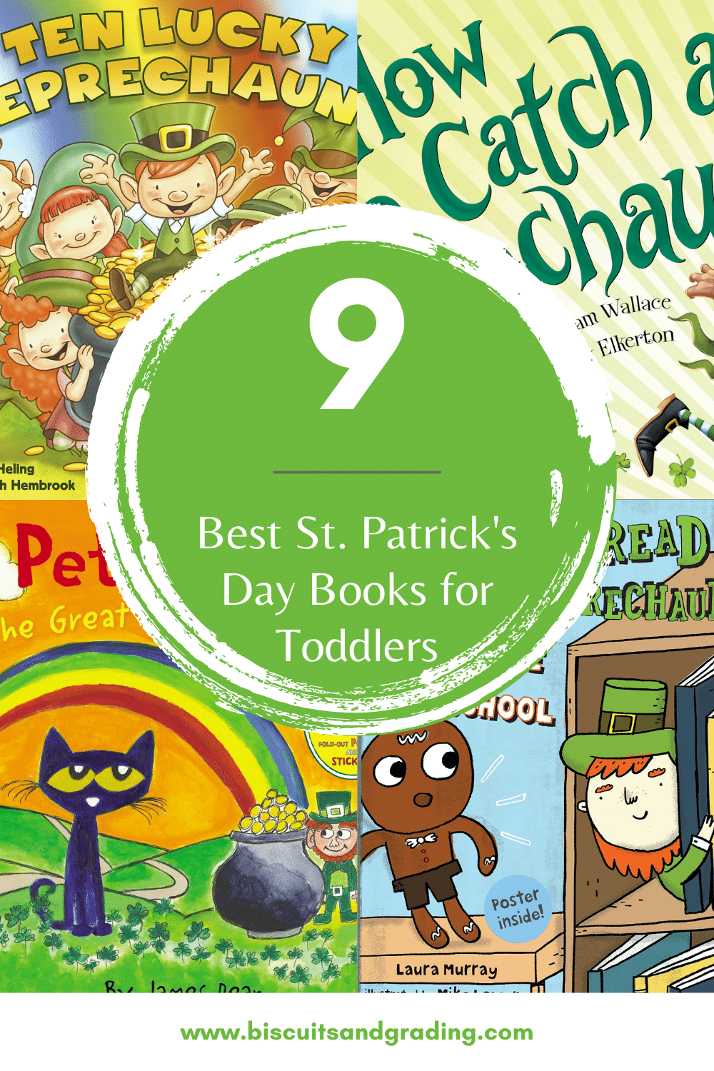 9 best St. Patrick's Day books for toddlers and preschoolers