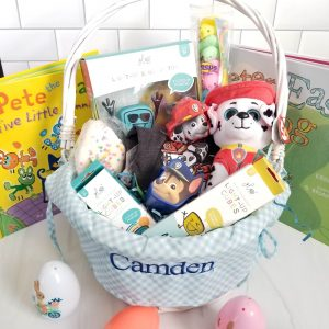 Easter basket fillers for young kids