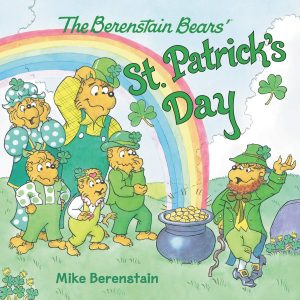 berenstain bears st patricks day toddler book