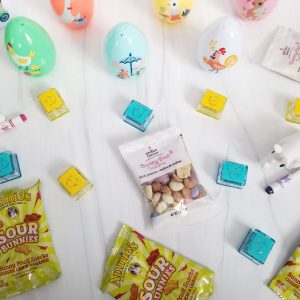 non-candy Easter egg fillers for young kids