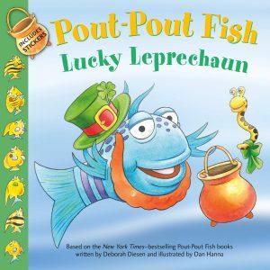 pout pout fish lucky leprechaun book for kids